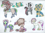 7 FREE Adopts ON HOLD by Blooxi
