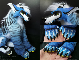 Poseable Artdoll Commission: Vehnny by SPoppet