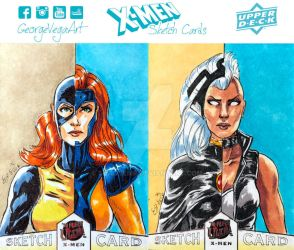 X-men-Ultra-cards. R10 by shaotemp
