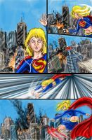 Supergirl page 2 by 08yo8387