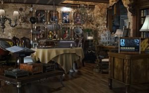 Room of Antiquity by sanfranguy