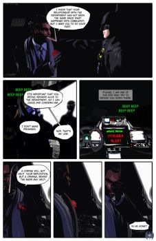 Batman: S.S #04 - PG5 by MrUncleBingo