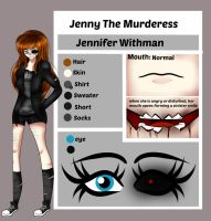 Jenny the murderess - New reference by Macchiiato