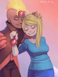 flame prince and fionna by daughter-thursday
