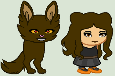 Bark and Bite [mystery adopt reveal] by SombraAdopts