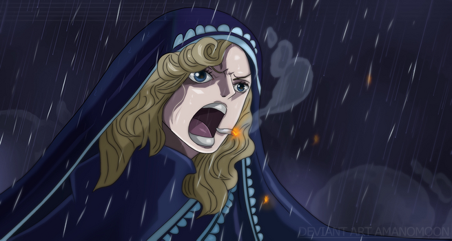 One Piece Chapter 861 Sister Mother Caramel Anime by Amanomoon