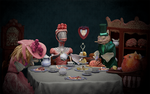 Fish Tea Time by TomSegal