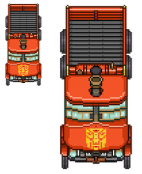 Ironhide Ver. 2.0 Transformers: Roll Out by Plokman626