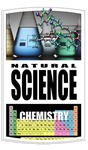 Natural Science Logo - Chemistry by PlaysWithWolves