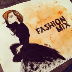 Fashion Mix cover by thefrenchberet