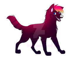 Canine Adopt -closed- by lolzcupcake