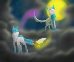 .:Contest Entry:. Colors Of The Night Sky by SweetElectricity