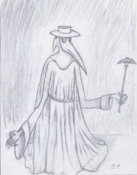 Plague Doctor by K00l-art