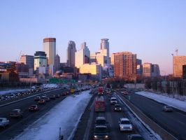 Minneapolis by alexquick