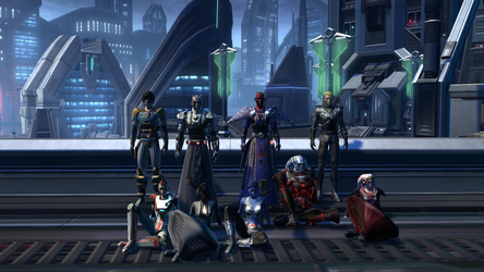 SW:TOR - Guild Photo Day in Kass City (22MAR13) by Xoza