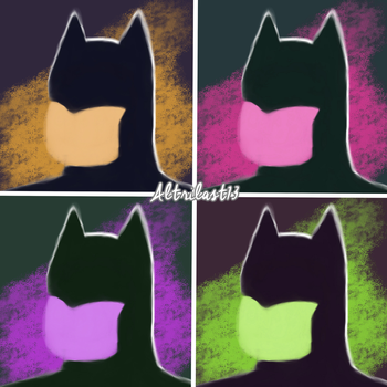 My name is Batman by altrilast13
