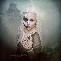 Towards the Castle by vampirekingdom