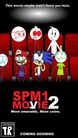 SPM1 Movie 2 (Poster) by Ghostbustersmaniac