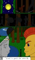 IHDI: Chapter One: Page One by Warrier1