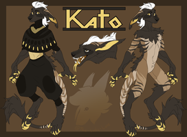 Kato The Vernid by The-Lady-Lune
