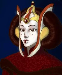 Badass Queens-Amidala (Star Wars) by HinataElyonToph