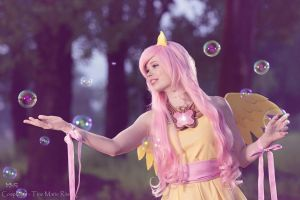 My Little Pony Friendship is Magic  Fluttershy! by TineMarieRiis