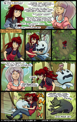 A Witching Tale -page 21 by Russell-LeCroy