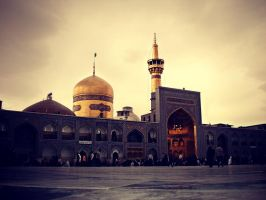 Mashhad al Reza by HOOREIN