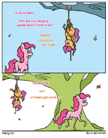 Hang On by I-am-knot