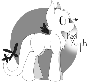 Meet Morph! by Nekokitten55
