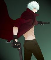 Dante by doubleleaf