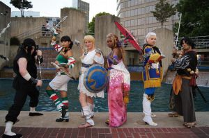 Otakon 2011: Soul Calibur by ChikiCosplay