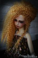Ginger Pelagia by ball-jointed-Alice