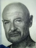 Terry O'Quinn by th3blackhalo