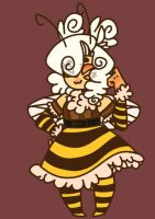 Bee Outfit by OliveOiI