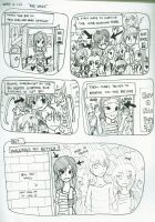 Culturally's ComicBanza #4 Bus Woes by NAD-LifeOfficial