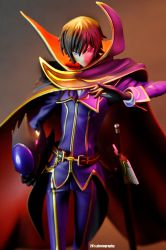Lelouch-Zero by twohand