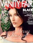 Mary. Vanity Fair by theoryNpractice