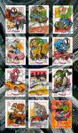 Spidey cards 1 by Sonion