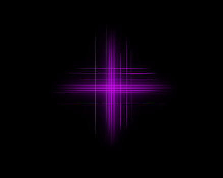 Purple Neon by WachterEd