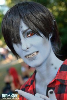 Marshall Lee by shafry
