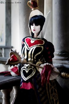 This kingdom of mine -  Alice Madness cosplay by Achico-Xion