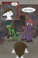 Fallout Equestria: Grounded page 85 by BoyAmongClouds