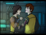 Hal and Ian by maryallen138