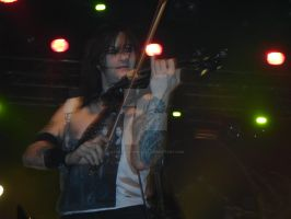 BVB Concertphotos vienna 4th dec jinxx1 by xxdaswarwohlnix