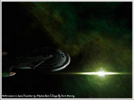 Watercolours in Space by Hayter