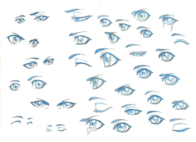 Eye Ref 1 by theShionProject