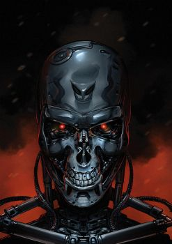 Classic T-800 by fastleppard