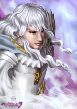 Griffith the Hawk by Arcsh