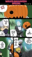 Boruto Halloween Special Pg.9 of 10 by BotanofSpiritWorld